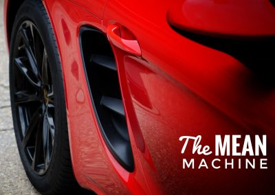 The Mean Machine || by AG Fotography