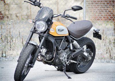 Ducati Scrambler Classic Motorbike || by AG Fotography