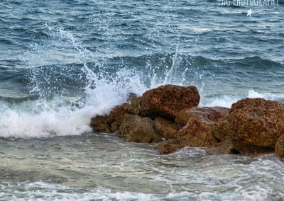 Waves splash Indian Ocean by || AG Fotography