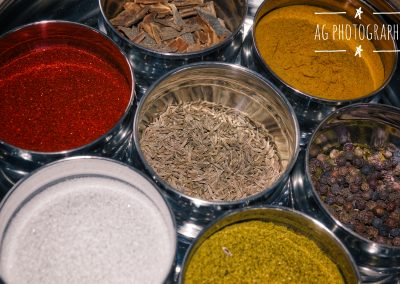 Colourful Spices || by AG Fotography